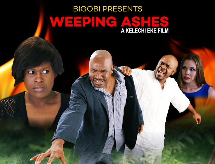 WEEPING ASHES - A KELECHI EKE FILM